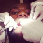 LeBron James Dentist Visit
